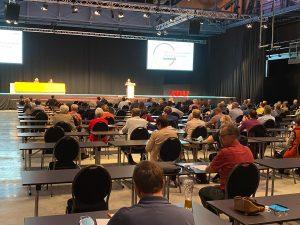 Aufstellung der Kreistagslisten im CDU-Kreisverband Hildesheim am 7. Juni 2021